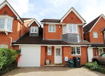 Thumbnail 4 bed town house to rent in Marl Field Close, Worcester Park