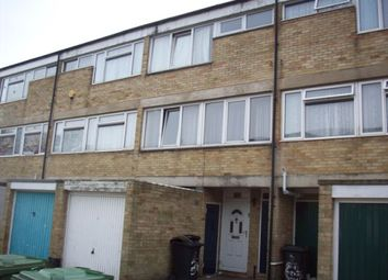 Thumbnail 4 bed town house to rent in Durham Way, Thetford