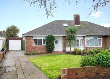 Thumbnail 3 bed bungalow for sale in Rusper Road South, Worthing, West Sussex
