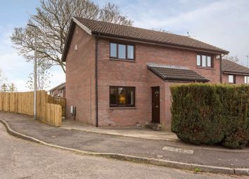 Thumbnail 2 bedroom semi-detached house for sale in Ashkirk Gardens, Dundee, Angus