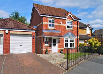 Thumbnail 3 bed detached house for sale in Stamford Road, Woodlaithes, Rotherham