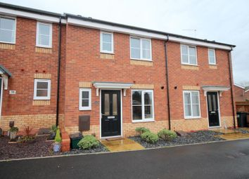 Thumbnail 3 bed terraced house for sale in Coomer Court, Newcastle-Under-Lyme