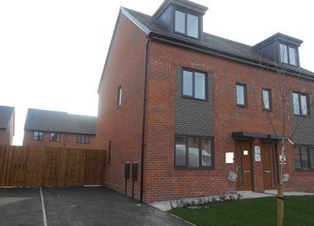 3 bed semi-detached house to rent in Blossom Way, Salford M6