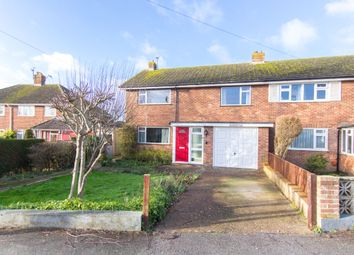 Thumbnail 3 bed semi-detached house for sale in Broyle Lane, Ringmer