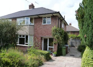 Thumbnail 3 bed semi-detached house for sale in 3 Greenacres Road, Congleton, Cheshire
