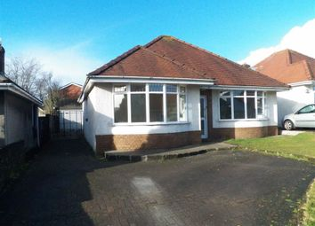 Thumbnail 3 bed detached bungalow for sale in Gendros Drive, Gendros, Swansea