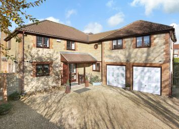 Thumbnail 6 bed detached house for sale in The Downlands, Warminster