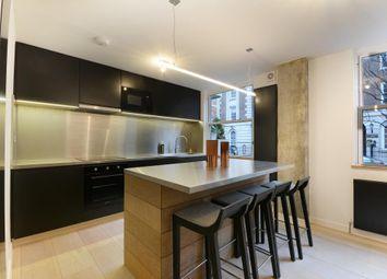 Thumbnail 1 bedroom flat to rent in Weymouth Street, Marylebone, London