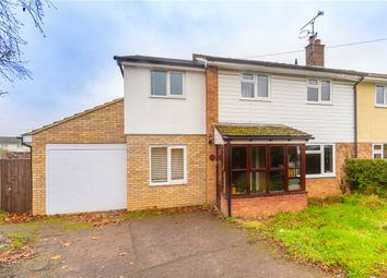 Thumbnail 4 bed semi-detached house for sale in Spurgeon Close, Sible Hedingham, Essex