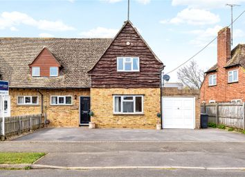 Shrivenham, Swindon SN6. 3 bed semi-detached house for sale