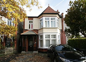 Thumbnail 3 bed flat to rent in Ulleswater Road, Southgate