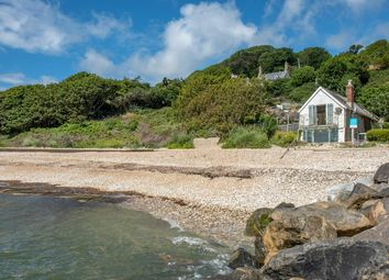 Thumbnail 3 bed detached house for sale in The Cliff Path, Bonchurch, Ventnor