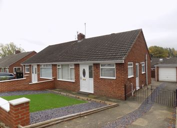 Thumbnail 2 bed semi-detached bungalow to rent in High Coniscliffe, Darlington
