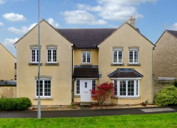 Thumbnail 4 bed detached house for sale in Freestone Way, Corsham