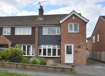 Thumbnail 3 bed semi-detached house for sale in New Zealand Lane, Duffield, Belper, Derbyshire