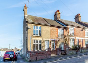 Thumbnail 2 bed end terrace house for sale in Queens Road, Chesham, Buckinghamshire