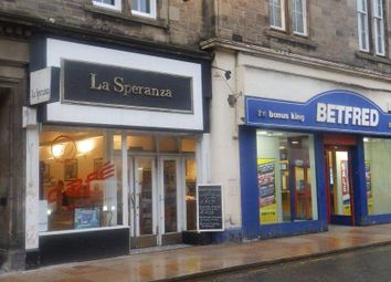 Thumbnail Retail premises for sale in 73 High Street, Kirkcaldy