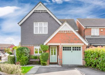 Thumbnail 3 bed detached house for sale in Rythe Close, Chessington