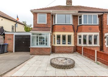 Thumbnail 3 bed semi-detached house for sale in Montpelier Avenue, Blackpool, Lancashire