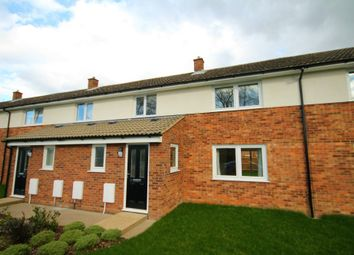 Thumbnail 3 bed terraced house to rent in Cody Road, Waterbeach