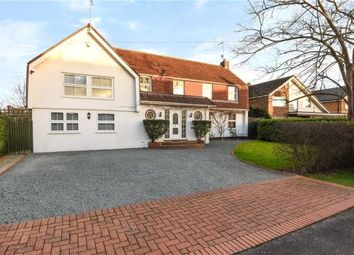 Thumbnail 6 bed detached house for sale in The Avenue, Wraysbury, Staines-Upon-Thames