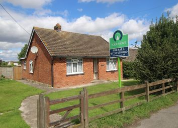 Thumbnail 2 bed bungalow for sale in Swan Lane, Sellindge, Ashford