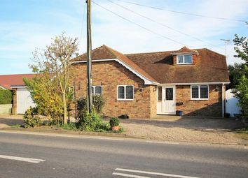 Thumbnail 4 bed detached bungalow for sale in Barnhall Road, Tolleshunt Knights, Maldon, Essex