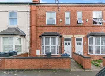Thumbnail 4 bed end terrace house for sale in Harbury Road, Balsall Heath, Birmingham