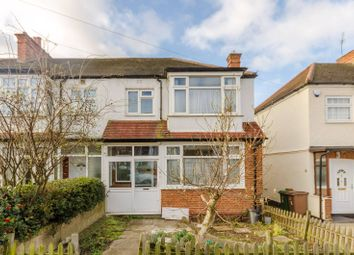 Thumbnail 3 bed semi-detached house to rent in Leafield Road, Sutton Common, Sutton