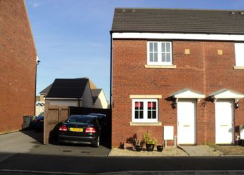 Thumbnail 2 bedroom semi-detached house for sale in St. Dunstans Close, Griffithstown, Pontypool