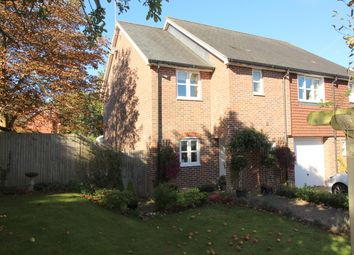 Thumbnail 3 bed semi-detached house for sale in Brill Close, Grange Road, Alresford
