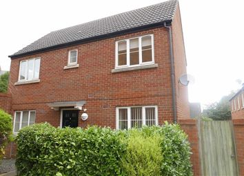 Thumbnail 3 bed detached house for sale in Townsend Close, Dursley