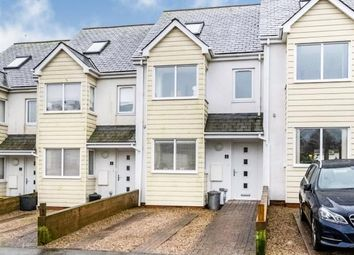 Thumbnail 3 bed terraced house for sale in Porth Bean Road, Newquay, Cornwall