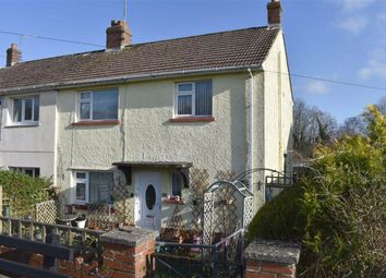 Thumbnail 3 bed semi-detached house for sale in Bro Grannell, Llanwnnen, Lampeter