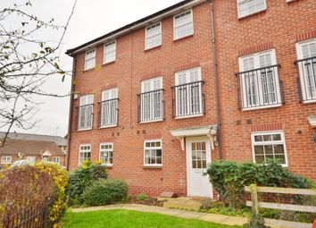Thumbnail 3 bed town house to rent in Hunt Close, Radcliffe-On-Trent