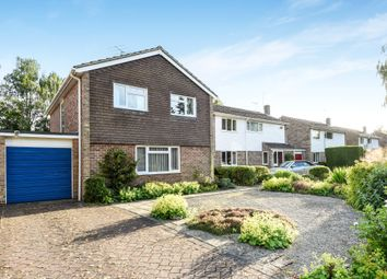 Thumbnail 4 bed detached house for sale in Penwood Heights, Newbury