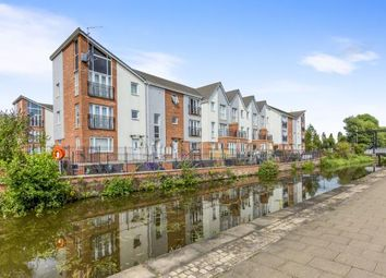 Thumbnail 1 bed flat for sale in Lock Keepers Way, Hanley, Stoke, Staffs