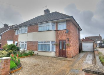 Thumbnail 3 bed semi-detached house for sale in Gurney Road, Costessey, Norwich