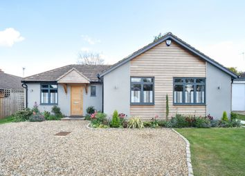 Thumbnail 3 bedroom detached bungalow for sale in Nicholas Road, Henley-On-Thames