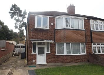 Thumbnail 3 bed semi-detached house to rent in Farm Road, Edgware
