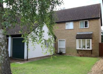 Thumbnail 4 bed detached house to rent in Scotts Crescent, Hilton, Huntingdon