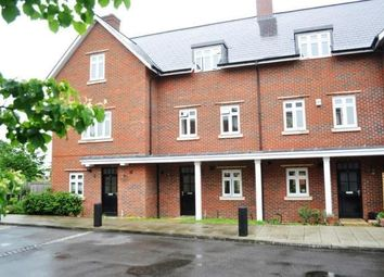 Thumbnail 4 bed town house to rent in Lower Earley, Reading