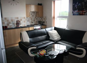 Thumbnail 1 bed flat to rent in Cleveland Street, Hull