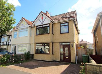 Thumbnail 4 bed semi-detached house for sale in Irby Road, Ashton, Bristol