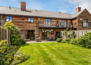 Thumbnail 4 bed terraced house for sale in Addlestone, Surrey