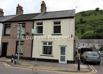 Thumbnail 3 bed end terrace house for sale in Marine Street, Cwm, Ebbw Vale, Blaenau Gwent.