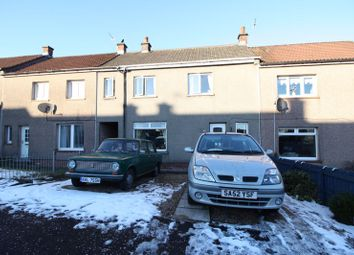 Thumbnail 3 bed terraced house for sale in Craigleith View, Tullibody, Alloa