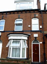 Thumbnail 6 bed property to rent in Ashville Terrace, Hyde Park, Six Bed, Leeds