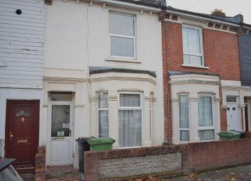 Thumbnail 2 bed property to rent in Meyrick Road, Portsmouth
