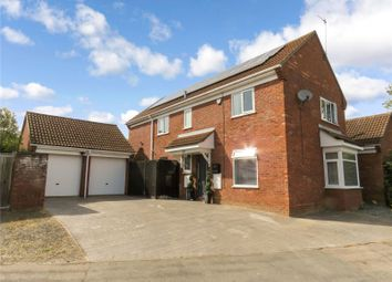 Thumbnail 4 bed detached house for sale in Burleigh Road, St. Ives, Cambridgeshire